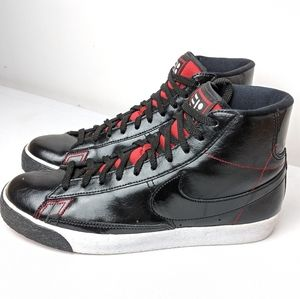 Nike high top Chicago 321.Chi.City men's size 9.5